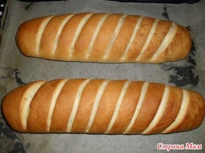 . Просто хлеб
