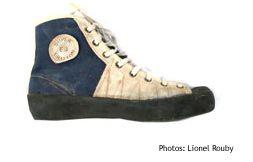 Historique de la marque EB EB - EB chaussons d'escalade