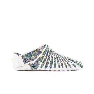 Chaussures Vibram Furoshiki Original White Flower