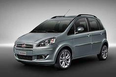 Ficha técnica completa do Fiat Idea Attractive 1.4 2016