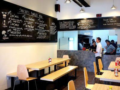 Eat Drink KL: Smashies Burger @ Metro Genting, Setapak