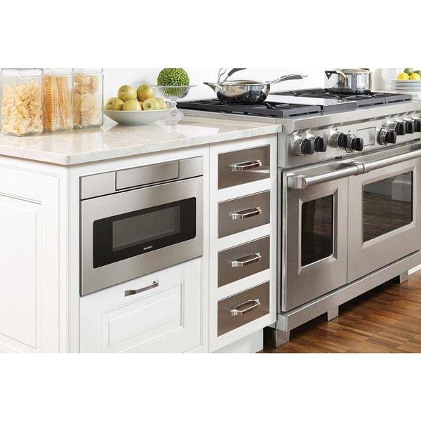 Best 25 Microwave Drawer Ideas On Pinterest Kitchen