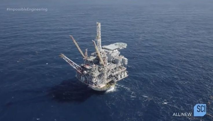 Video: Impossible Engineering: Monster Oil Rig (The Perdido Oil Platform)