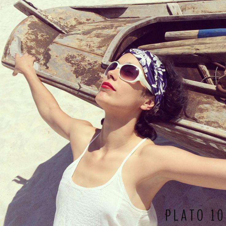 #turbante #moda Fotografía por Plató10