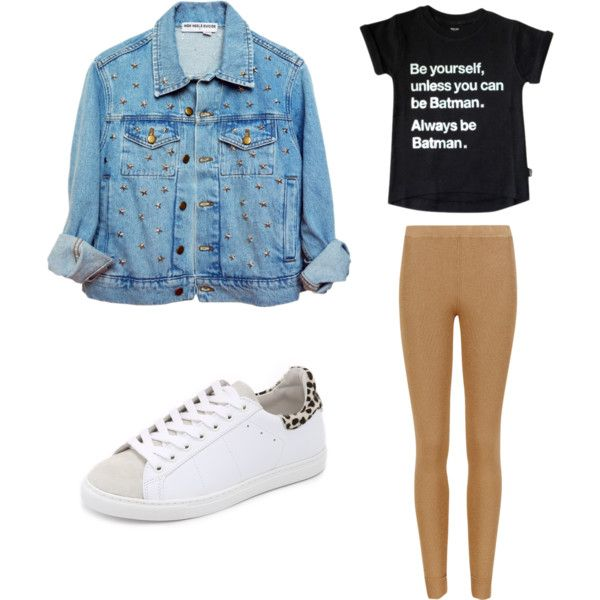 Denim Jacket Lovers by doubleblonded on Polyvore featuring polyvore, fashion, style and IRO