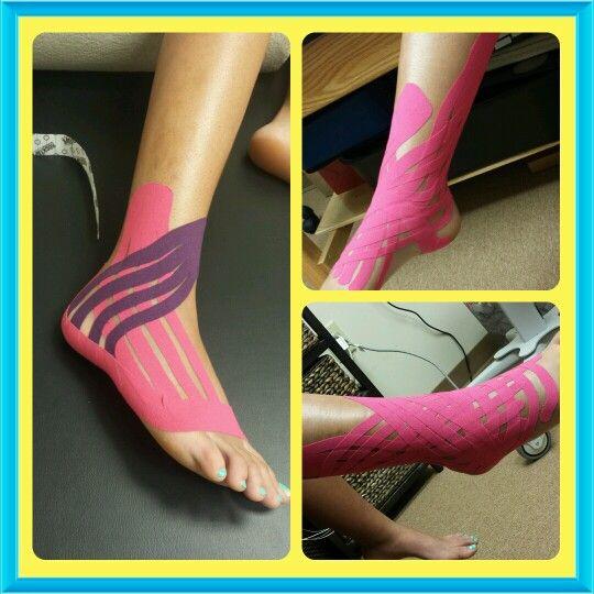 RockDoc at work, high ankle sprain!