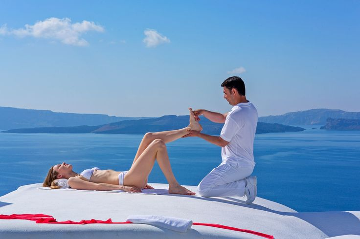 Pure Relaxation at Andronis Boutique Hotel Oia Santorini