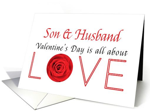 18 best images about My Son I Love You – Valentine Cards for Son