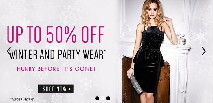Quiz up to 50% off promotional Banner #Web #Banner #Digital #Online #Marketing #Fashion #Product #Discount