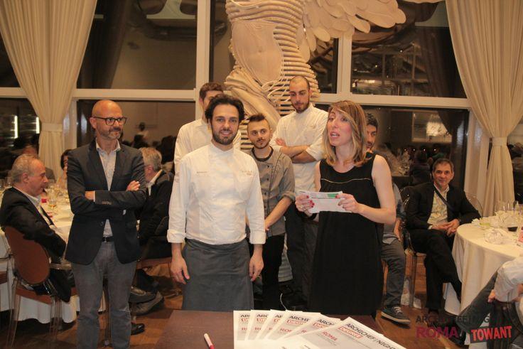 #archichef #roma #eataly #architettura #chef #cucina  Concept & organization by TOWANT www.towant.eu