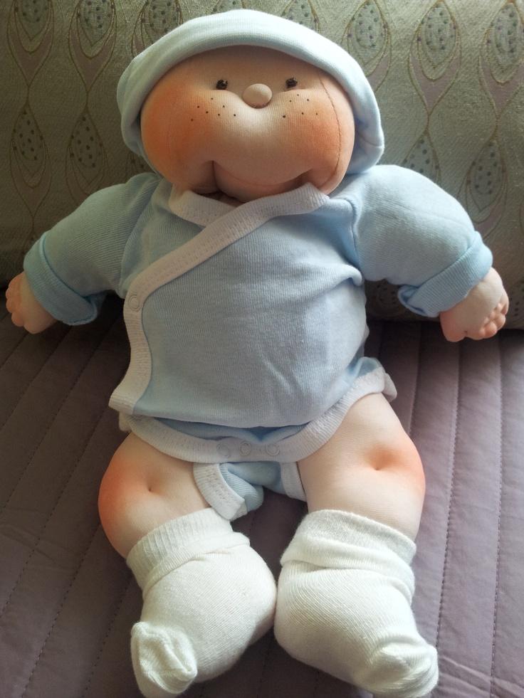 Muñeco Soft, 45cm.