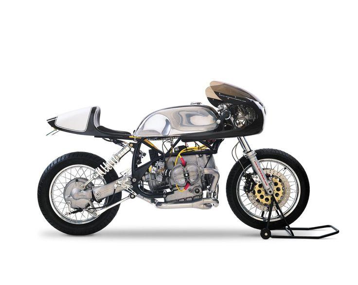 "motographite: BMW BOXER ""TI"" by TEAM INCOMPLETE"