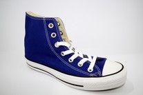Converse All Star Blu Collo Alto art.142366c