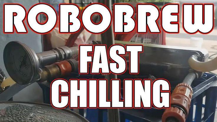 FAST CHILLING 6 Gallon - 23 Litre batch - Robobrew - Grainfather - 3V