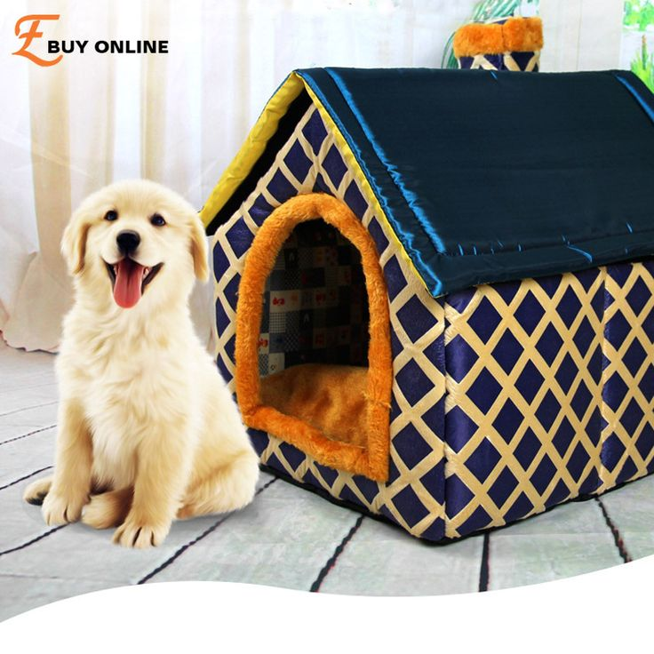 ==> [Free Shipping] Buy Best Teddy Samoyeds Dog House New 2016 Pet Product Pet Beds Soft cute dog beds Product Animal Pet House Dog Products Large Size Online with LOWEST Price | 32749846913