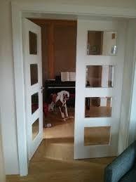 Doppelflügeltür innen  11 besten wohnzimmertür Bilder auf Pinterest | Glastür wohnzimmer ...