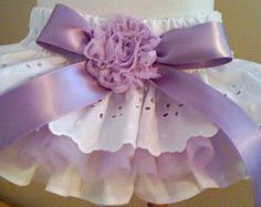 Girls Baby Ruffled bloomers Custom Ballet Pink by NanaJustbananas
