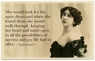 She deserved all the best life had to offer.Queens, Quotes Sayings