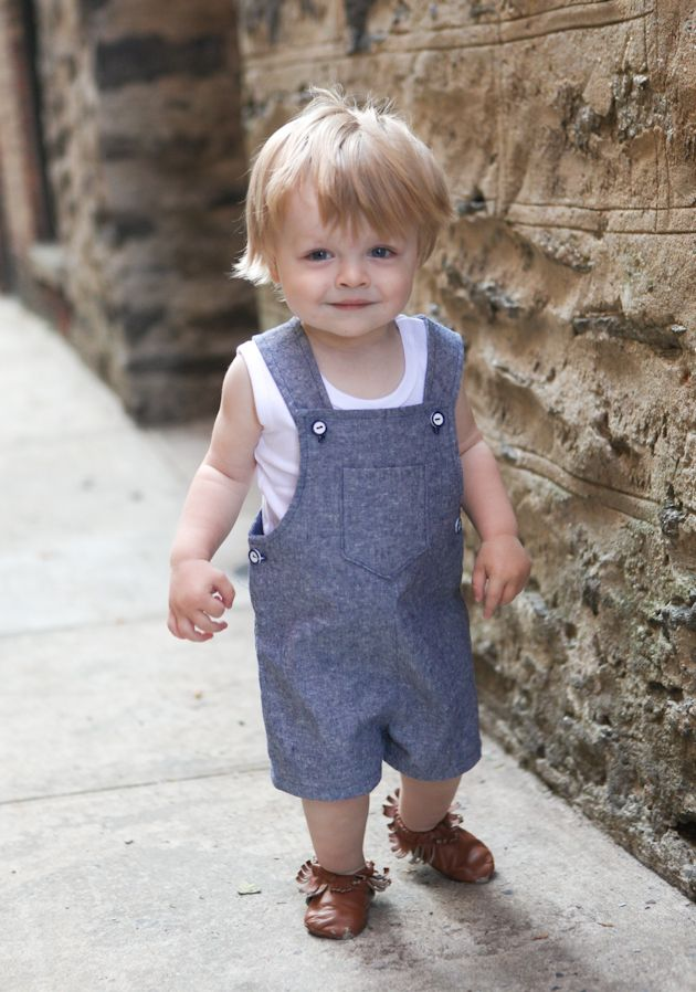 Toddler Overalls Vintage Simplicity 6948 Children Pinterest