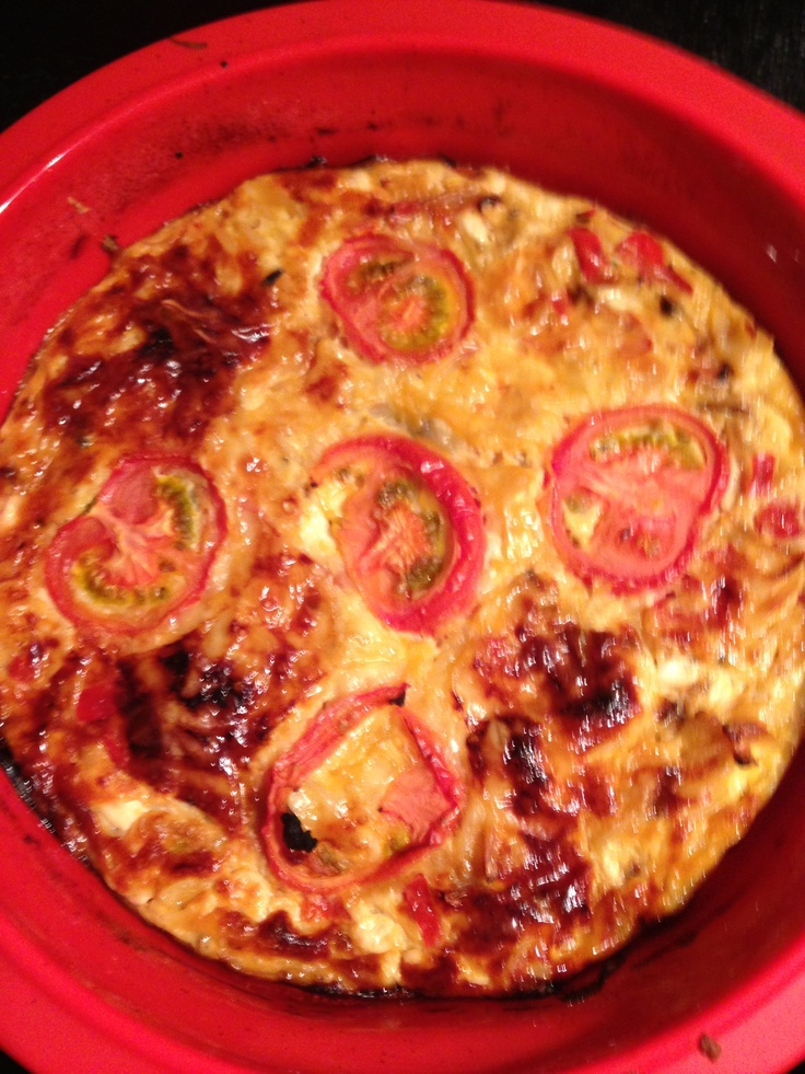 Homemade Slimming World Quiche