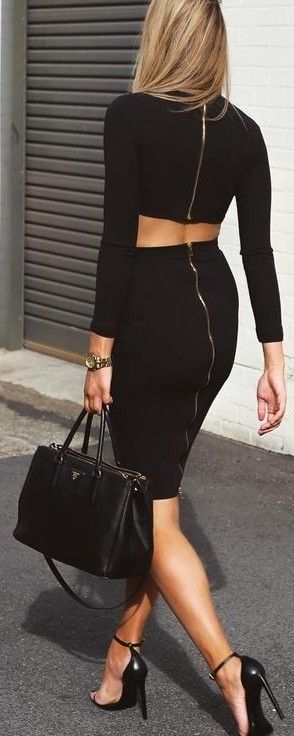 All Everything Black + Gold Details                                                                             Source