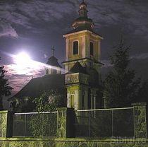 Biserica dintre Brazi Sibiu