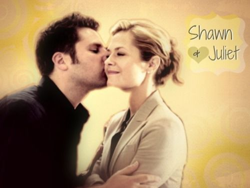 Shawn and Juliet :) Psych