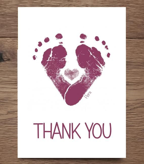 Personalised Gifts Print Cards Keepsake For Birthday Thank You Christmas