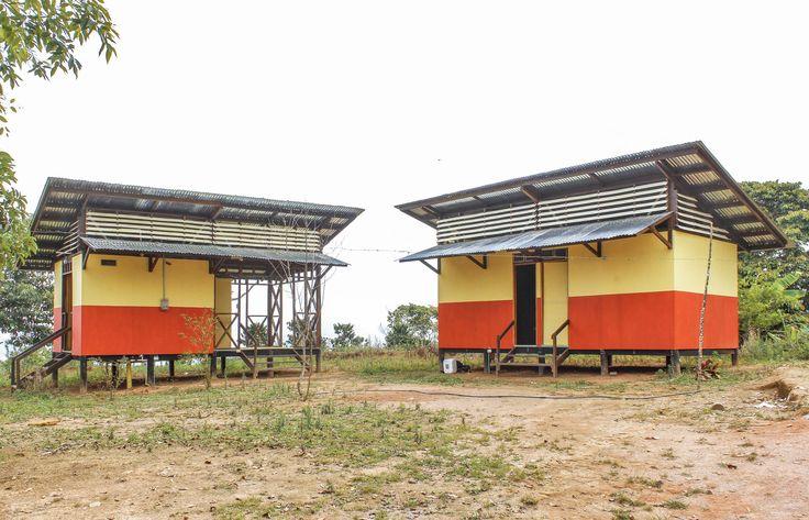 Sistema Arquitectónico para la Vivienda de Interés Social Rural / Ensamble de Arquitectura Integral