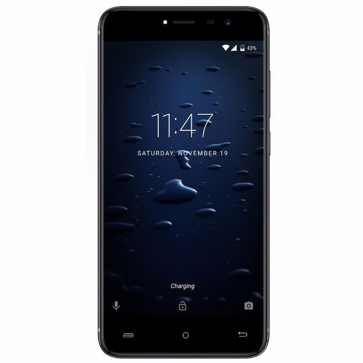 "Unlock Cubot Note Plus 5.2"" FHD LTE Android 7.0 Mobile Smartphone 16MP 3GB/32GB"