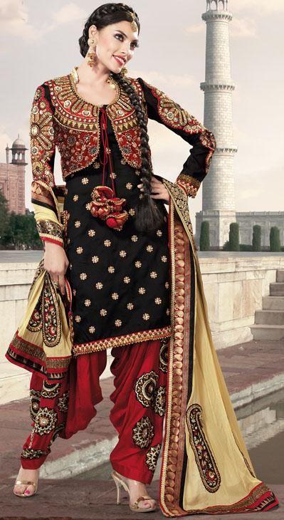 *~ Punjabi Salwar Suit ~*