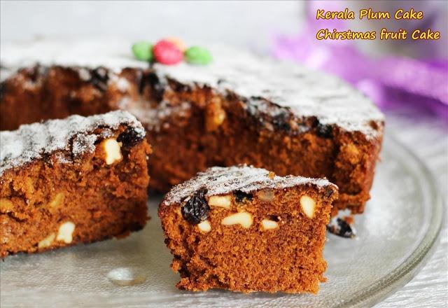 indian plum cake recipe for christmas