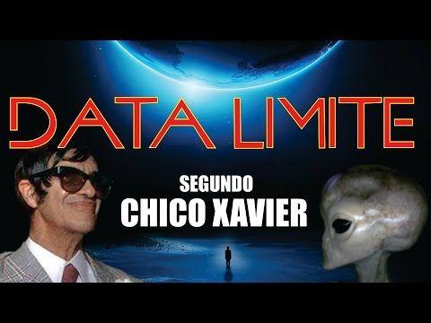 Militares (EUA) confirmam Chico Xavier e Data Limite - YouTube