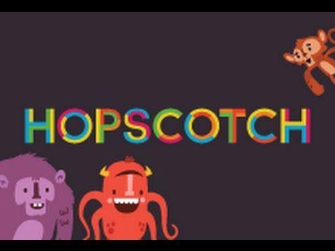 Programming tutorial for kids   ▶ Hopscotch: Hour Of Code Screencast!
