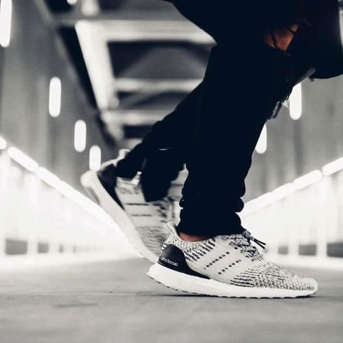 UNBOXING REVIEW UA Ultra Boost 3.0 Oreo White Black