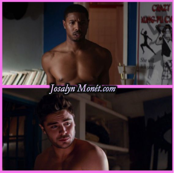 Michael B. Jordan & Zac Efron Are Sexyyyy and Shirtless for 'That Awkward Moment'! See New Movie Photos HERE!