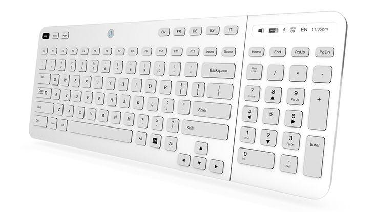 Jaasta, le clavier E-ink qui s'adaptera à tous vos besoins