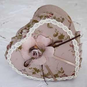 Petite boite à secrets déco - Boite déco idée cadeau - boutique décoration intérieur romantique