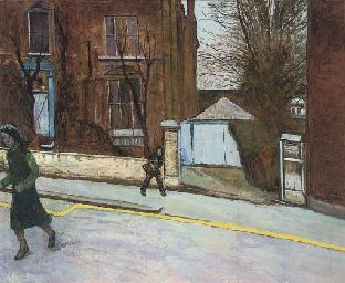 The Ghost House   Carel Weight