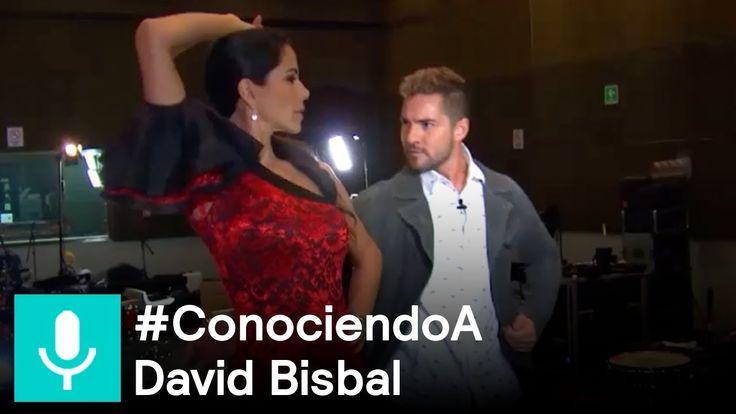 Paola Rojas entrevista y baila flamenco con David Bisbal - Al Aire con P...
