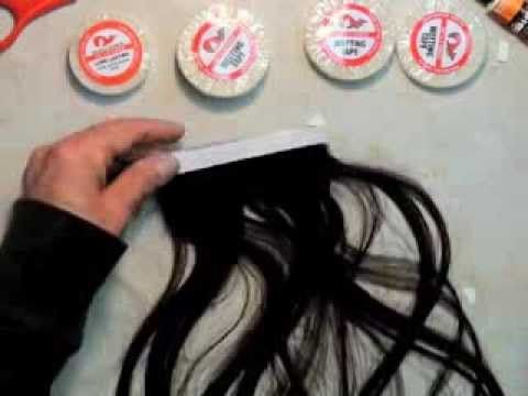 12 Best How To Sew Hair Wefts Images On Pinterest