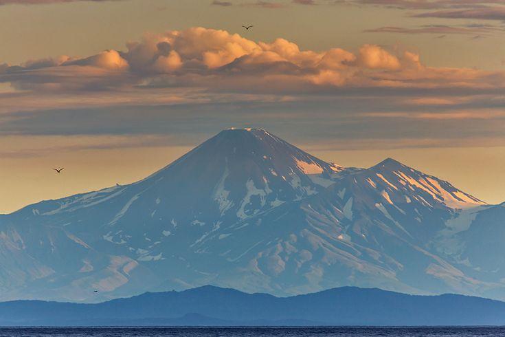 Первозданная Камчатка. Часть 2 - Тихий океан - Камчатка