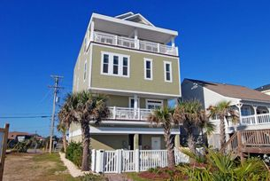 TROPICAL PLEASURE- North Myrtle Beach - Myrtle Beach - House - Home,vacation Rental Call 800-525-0225 for rates/availability.