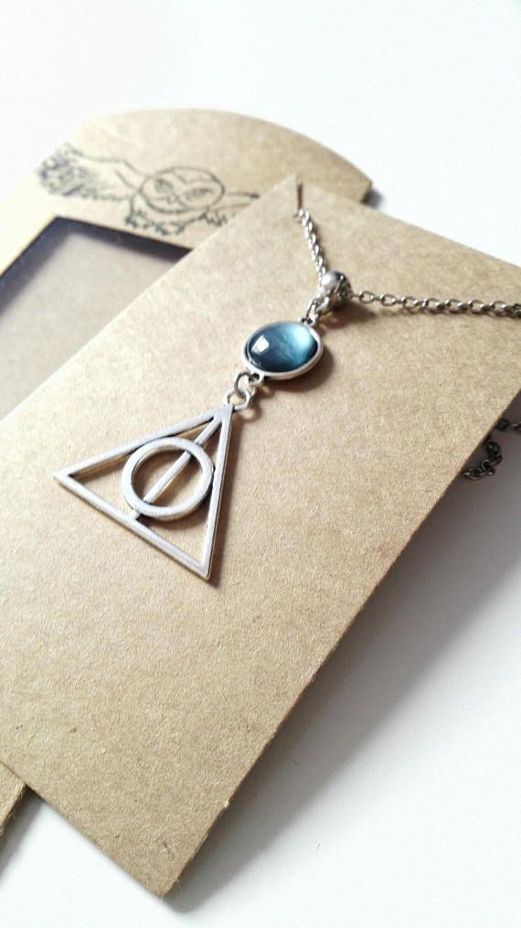 Coffret cadeau Collier Harry Potter et Les Reliques de la Mort
