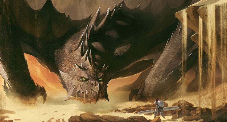 Question Rock Fantasy Dragon monster titan warrior rock cave hunter role , LEWIS FISCHER on ArtStation at http://www.artstation.com/artwork/question-rock-fantasy-dragon-monster-titan-warrior-rock-cave-hunter-role