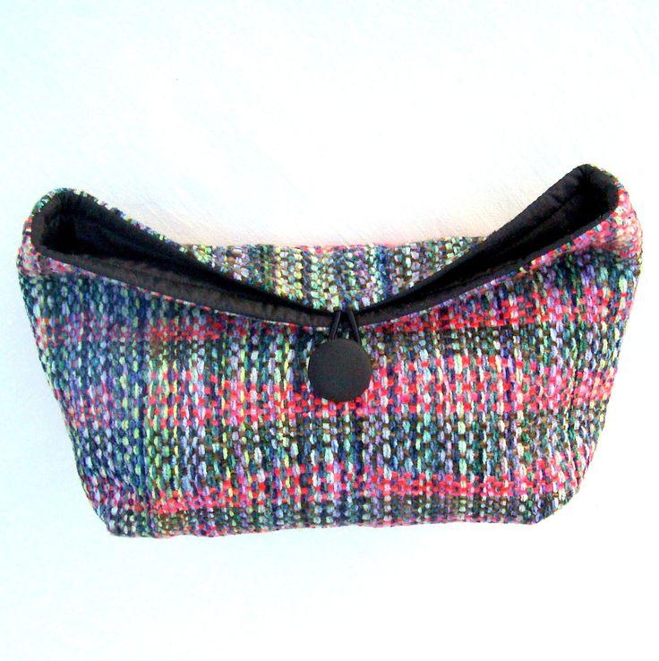 Cute handwoven purse/clutch shape