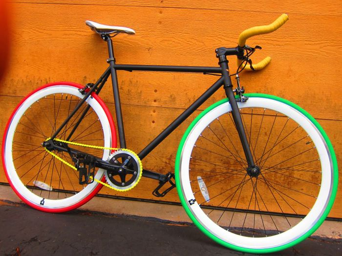 Big Shot Bikes Single Speed Bike Gallery Bicicleta Pinterest