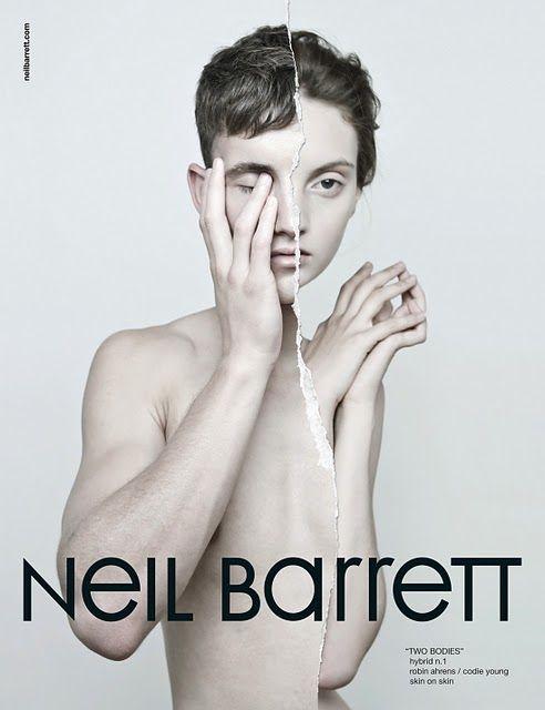 AD CAMPAIGN Neil Barrett Fall/Winter 2011