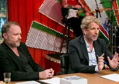 Christoph Grissemann and Dirk Stermann