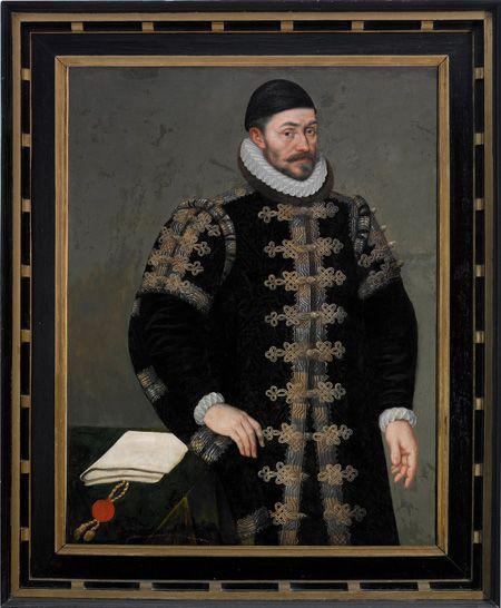"""In tegenstelling tot de stad Middelburg die trouw bleef aan Spanje, koos het dorp Arnemuiden voor de kant van de opstandelingen en van Willem van Oranje (1533-1584). Het werd voor zijn moed beloond met het stadsrecht, zodat """"de burcht van Arnemuden voortaan zal wezen een stad, geheel en al bevrijd van de oude voorgaande keuren, ordonnantiën en jurisdictie van de stad Middelburch"""". Het privilege waarbij Willem I, prins van Oranje, het stadsrecht verleent dateert van 9 maart 1574."""